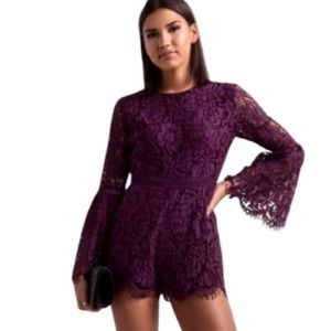 🆕 Do&Be Lace Romper